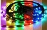 LED pásek RGB 5050 30 LED/m voděodolná 12V 7,2W, 5 cm