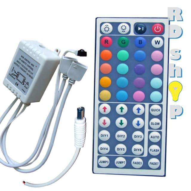Dálkový ovladač RGB