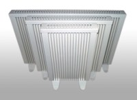 elektrický topný panel